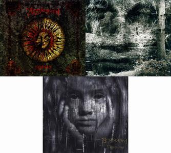 Änglagård - 3 Studio Albums (1992-2012) (Repost)