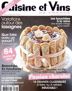 Cuisine et Vins de France - novembre 2014