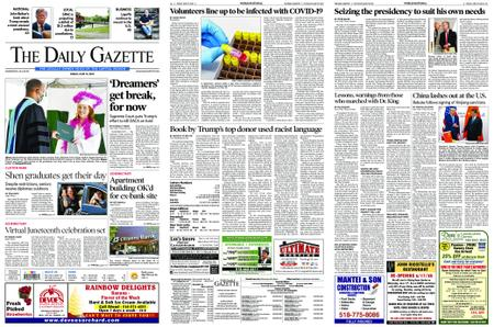 The Daily Gazette – June 19, 2020