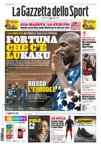 La Gazzetta dello Sport Roma – 22 ottobre 2020