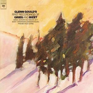 Glenn Gould - Grieg: Piano Sonata, Op. 7; Bizet: Nocturne & Variations Chromatiques (1973/2015) [TR24][OF]