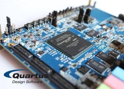 Altera Quartus Prime 16.1 Update 2