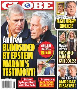Globe – June 29, 2020