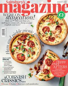 Sainsbury's Magazine – July 2021