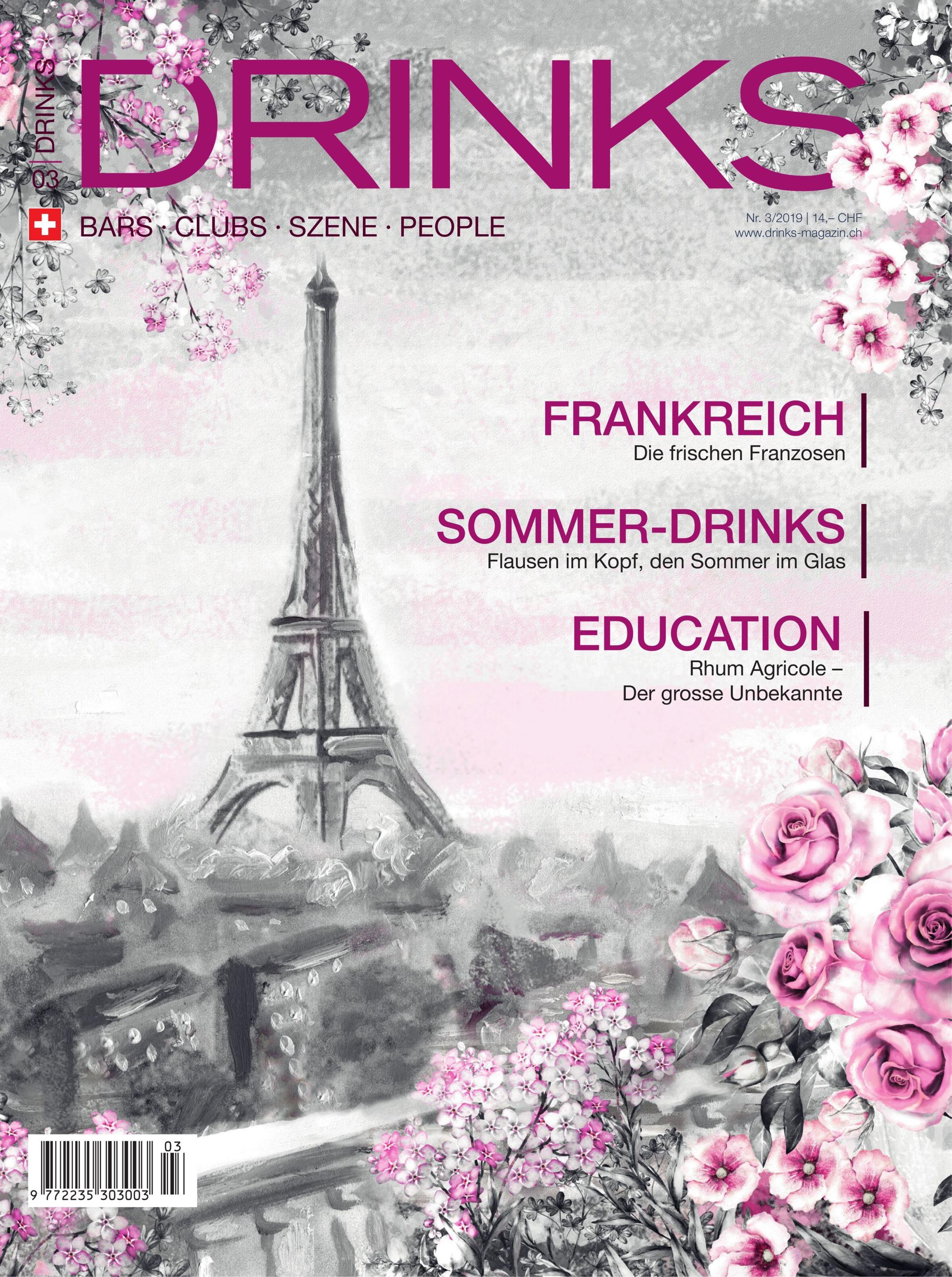 Drinks Switzerland – Mai 2019