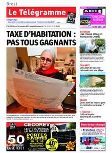 Le Télégramme Brest – 13 novembre 2019