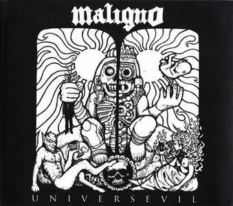 Maligno - Universevil (2008) {Asenath/Iguana} **[RE-UP]**