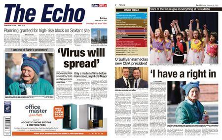 Evening Echo – February 28, 2020