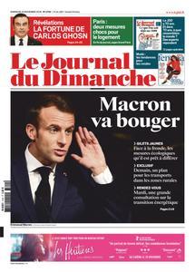 Le Journal du Dimanche - 25 novembre 2018