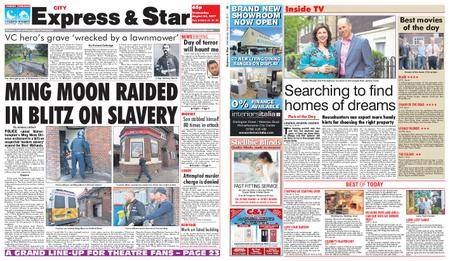 Express and Star City Edition – August 23, 2017
