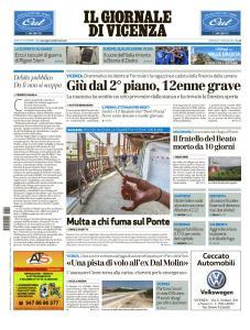 Il Giornale di Vicenza - 12 Giugno 2019