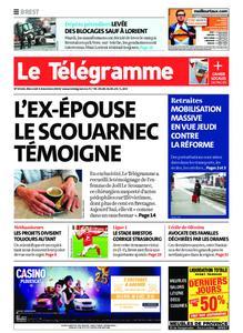 Le Télégramme Brest – 04 décembre 2019
