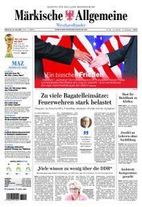Märkische Allgemeine Westhavelländer - 13. Juni 2018