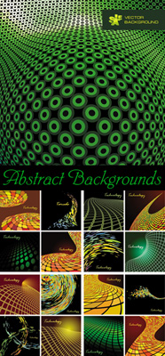 Abstract Backgrounds Vector 7