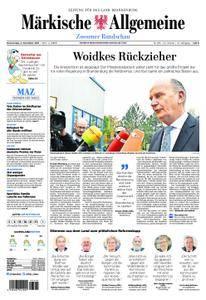 Märkische Allgemeine Zossener Rundschau - 02. November 2017
