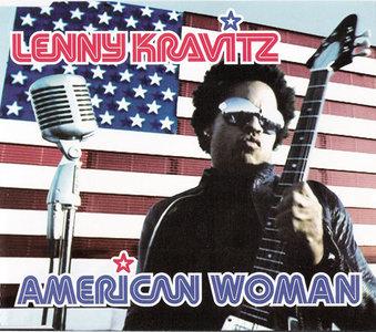 Lenny Kravitz - American Woman (UK CD5) (1999) {Virgin} **[RE-UP]**
