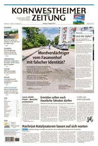 Kornwestheimer Zeitung - 02. August 2019