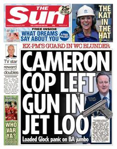 The Sun UK - 5 February 2020