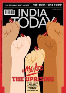 India Today - October 22, 2018