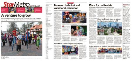 The Star Malaysia - Metro South & East – 16 September 2019