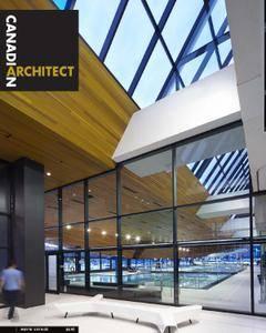 Canadian Architect - May 2016