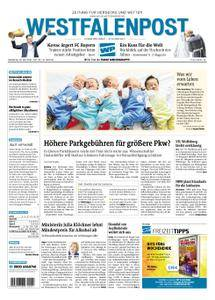 Westfalenpost Wetter - 22. Mai 2018