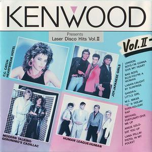 VA - Kenwood Presents Laser Disco Hits Vol. II (1987) {Ariola/Nippon Columbia}