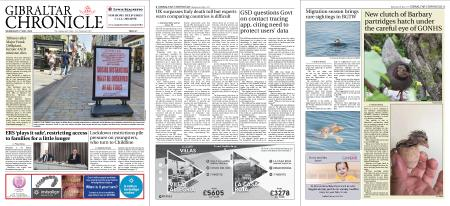 Gibraltar Chronicle – 06 May 2020
