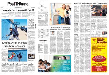 Post-Tribune – September 24, 2020