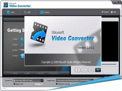 iSkysoft Video Converter 2.2.0.2