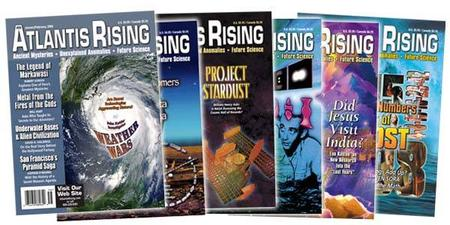 Atlantis Rising Magazine, complete 2006 - 6 issues