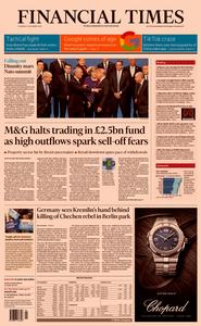 Financial Times UK – 05 December 2019