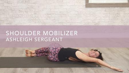 Shoulder Mobilizer