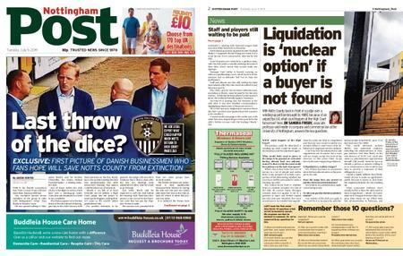 Nottingham Post – July 09, 2019