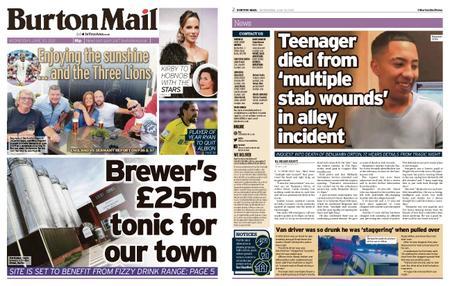 Burton Mail – June 30, 2021
