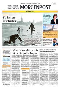 Solinger Morgenpost – 02. Februar 2019