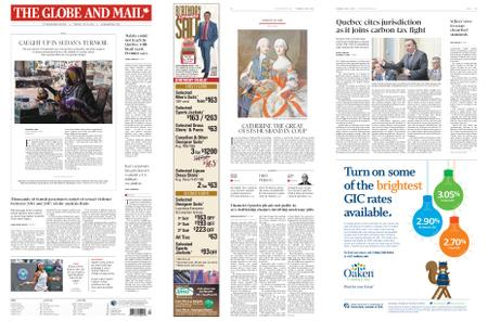 The Globe and Mail – July 09, 2019