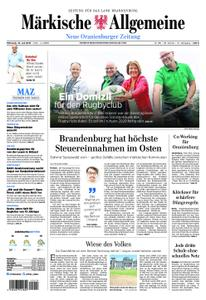 Neue Oranienburger Zeitung - 10. Juli 2019