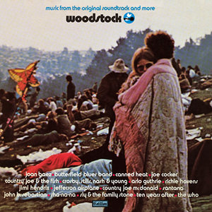 V.A. - Woodstock: Music From The Original Soundtrack And More (1970/2014) [Official Digital Download  24 bit/192 kHz]