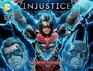 For PostalPops Injustice - Gods Among Us - Year Five 013 2016 digital Son of Ultron-Empire cbr