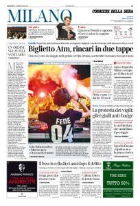 Corriere della Sera Milano – 13 gennaio 2019