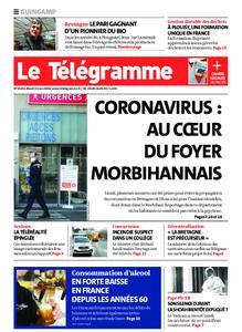 Le Télégramme Guingamp – 03 mars 2020