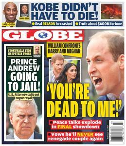Globe – February 17, 2020
