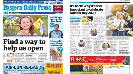 Eastern Daily Press – June 26, 2020