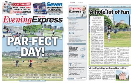 Evening Express – May 30, 2020