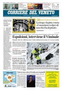 Corriere del Veneto Vicenza e Bassano – 07 dicembre 2019