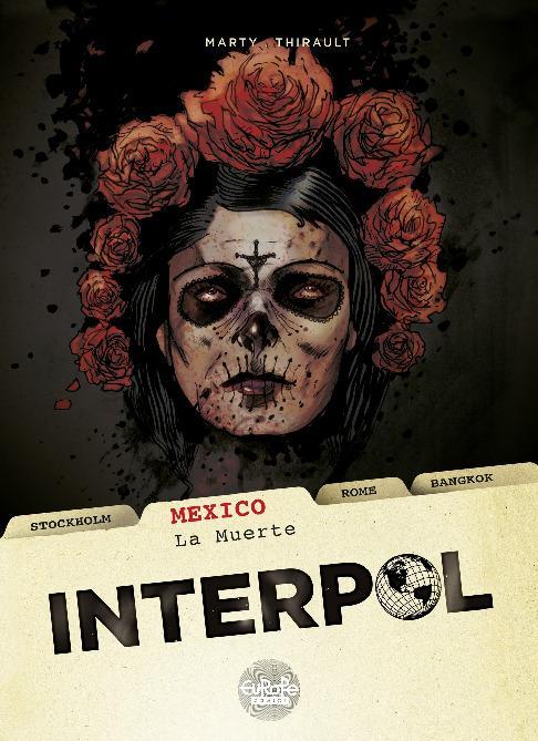 Europe Comics - Interpol Vol 01 Mexico La Muerte 2018 Hybrid Comic eBook