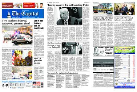 The Capital – March 21, 2018
