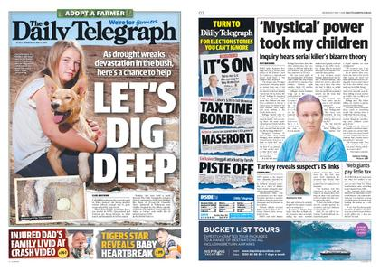 The Daily Telegraph (Sydney) – May 01, 2019