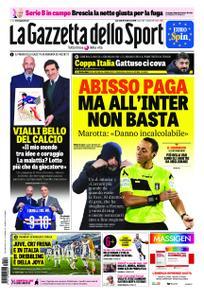 La Gazzetta dello Sport Roma – 26 febbraio 2019